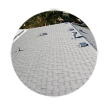 Picture of a recent Glendale roof repaired by Arizona Roof Rescue