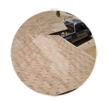Picture of a recent roofing job by our Glendale roofers